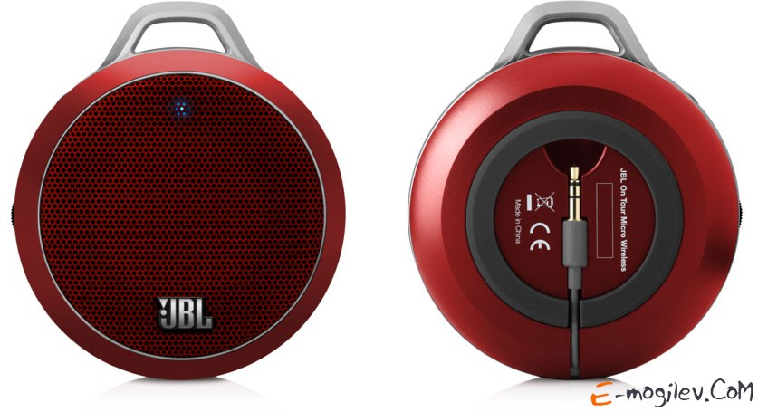 JBL Micro Wireless красный