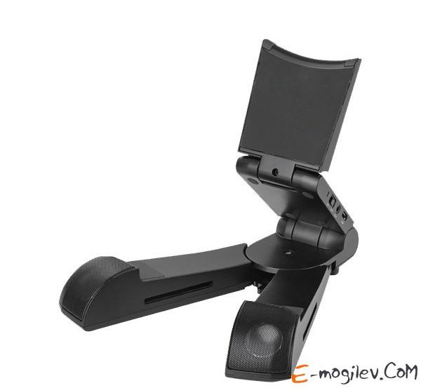 Мини-спикер Ross&Moor Tabstage Bluetooth серый