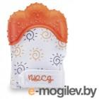 NDCG Рукавичка от 3х до 12 месяцев Orange 05.4514-4