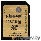 Kingston Ultimate (SDA10/128GB) 128Gb SDXC