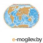 Карта со стирающимся слоем DMB Мир моих путешествий 1:40M ОСН1234233