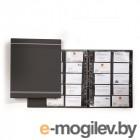 Визитница Durable Visifix Dark Grey 2388-58