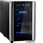 Винный шкаф Kitfort [KT-2401]