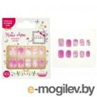 Накладные ногти Lukky Нэйл-Арт Pink Marble / Т20798