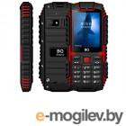 BQ 2447 Sharky Black-Red