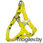 Trixie Modern Art Harness Woof 15202 S/Yellow