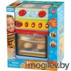 Playgo 3208 Детская кухонная плита с аксессуарами
