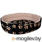 Лежанка для животных Trixie Charly 37011 Black-Beige