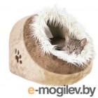 Домик для животных Trixie Minou 36282 бежево-коричневый