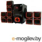 Мультимедиа акустика Dialog Progressive AP-555 (черный)