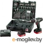 Metabo 602105540 BS 14.4 Li Set