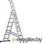 Лестница секционная Алюмет 5309