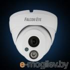 Falcon Eye FE-IPC-DL100P 1 мегапиксельная уличная купольная, H.264, протокол ONVIF, разреш