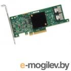 LSI 9207-8i HBA, 8i ports (LSI00301)