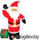 Фигура светодиодная Neon-Night Дед Мороз с подарком 511-054