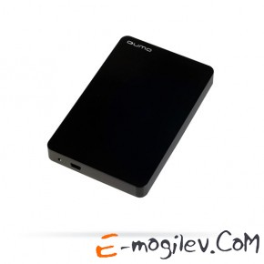 QUMO 640Gb Black 2.5 iQA640b