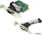 Orient XWT-PE2SLP (PCI-E to COM 2-port (WCH CH382) Low Profile) OEM