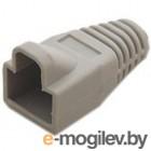 Колпачок 5bites изолирующий для коннектора RJ-45  (упаковка - 100  шт,  серый)  US016-GY