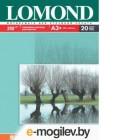 Lomond A3+ 210г/м2 20л., глянцевая/матовая 0102027