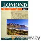 Фотобумага Lomond матовая односторонняя A4 95 г/кв.м. 100 листов (0102125)