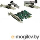 ORIENT XWT-PE2S1PLP, PCI-E to COM 2-port + LPT 1-port (WCH  CH382)  Low Profile  oem