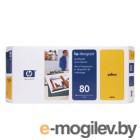 Печатающая головка HP 80 [C4823A]