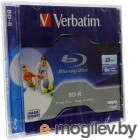BD-R Disc Verbatim  25Gb  6x,  printable  43712/3