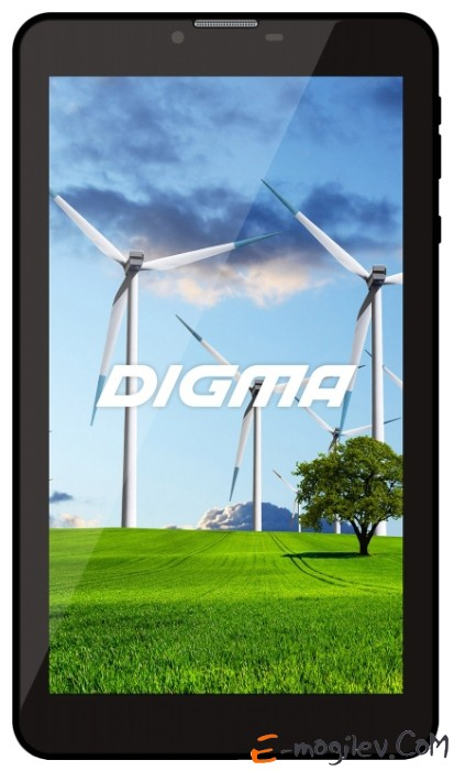 Digma Plane 7.1 3G  Black MTK8312