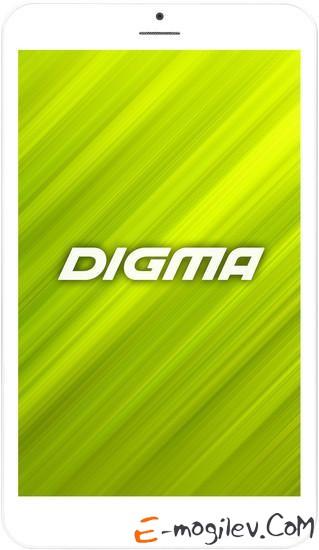 Digma Plane 8.2 3G White  Cortex A7/1/8Gb/3G/Andr4.2/8