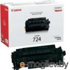 Тонер-картридж Canon 724 (3481B002AA)