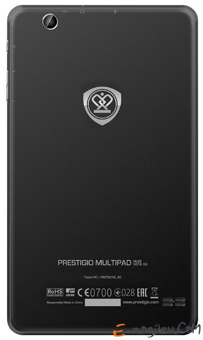 Prestigio MultiPad Muze 5018 8GB 3G (PMT5018 3G C BK CIS)
