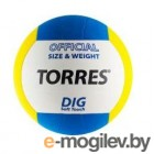 TORRES Dig V20145 (White-Yellow-Blue)