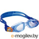 Очки для плавания Aqua Sphere Moby Kid 167890 (синий)