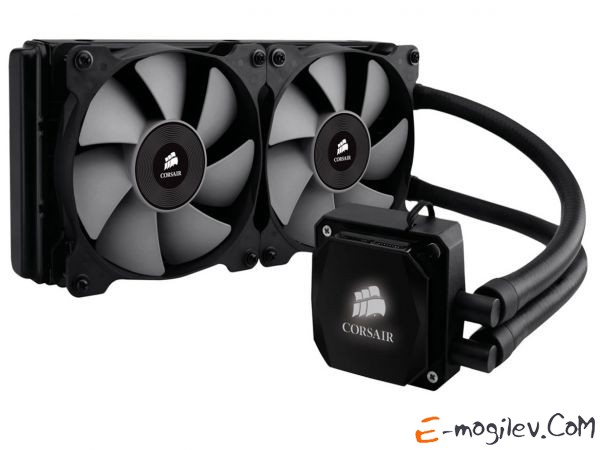 Corsair Hydro H100i Extreme Performance CPU Cooler (CW-9060009-WW)