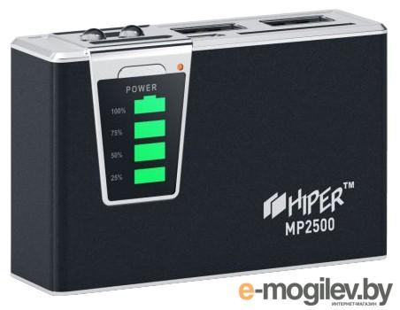 HIPER MP2500 Black 2500mAh