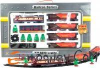1601B-2A Железная дорога Fenfa Поезд с четырьмя цистернами