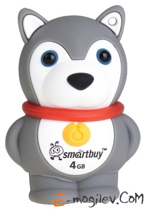SmartBuy Wild Series Dog <SB4GBDgr> USB2.0 4Gb
