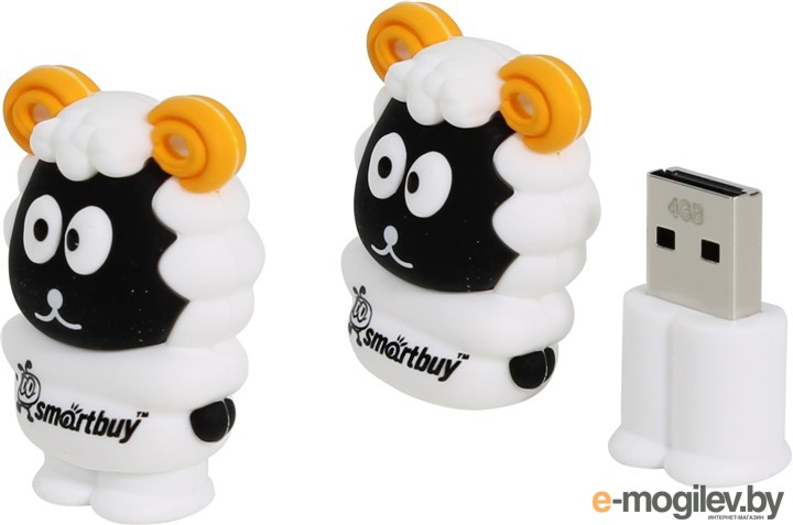 SmartBuy Wild series <SB4GBsheep> USB2.0 4Gb