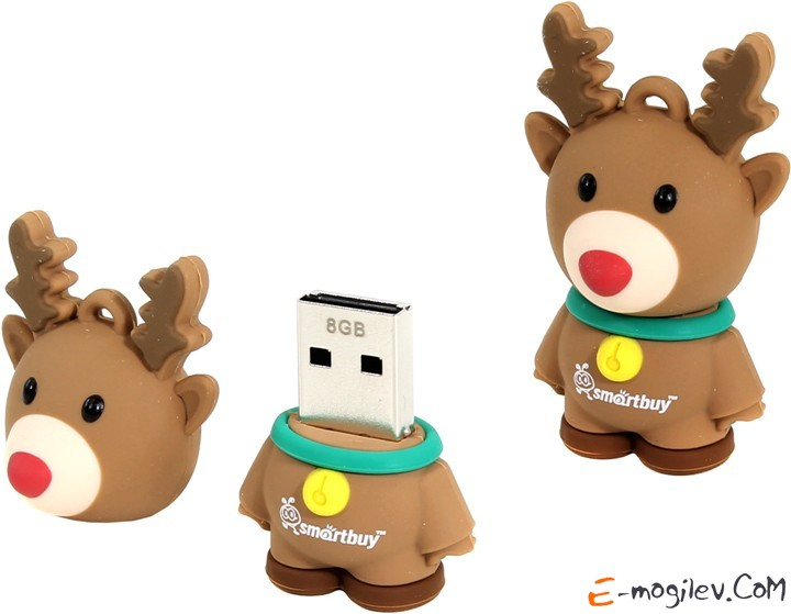 SmartBuy Wild series <SB8GBDeer> USB2.0 8Gb
