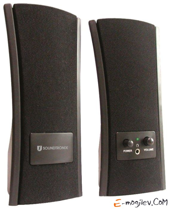 Soundtronix  SP-2562U  (2x3W,питание  от  USB)