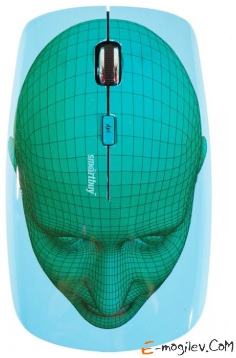 SmartBuy Wireless Optical Mouse <SBM-327AG-A-FC>
