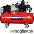 Воздушный компрессор Skiper IBL2070A