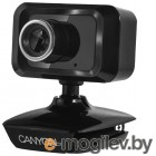 WEB Camera CANYON CCNE-CWC1 <Black>; 1.3 Mpixel