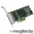 адаптер Lenovo ThinkServer I350-T4 PCIe 1Gb 4 Port Base-T Ethernet Adapter by Intel (4XC0F28731)