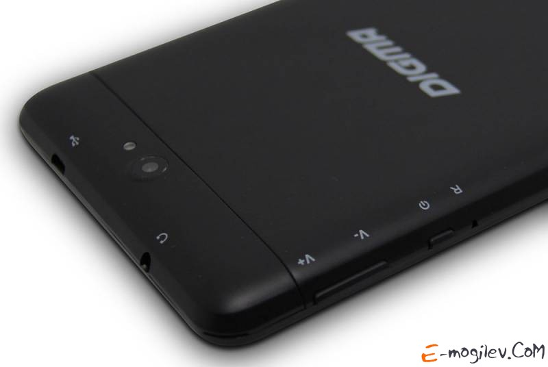 """Digma Optima 7.07 3G MTK8312 (1.3) 2C/RAM512Mb/ROM4Gb 7"""" TFT 1024x600/3G/WiFi/BT/2Mpix/0.3Mpix/GPS/Android 4.4/black/Touch/microSDHC 32Gb/minUSB/3000mAh"""