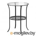 Журнальный столик Ikea Клингсбу (черный) [201.285.64]