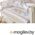 Комплект в кроватку Perina Венеция В4-01.2 (три друга)