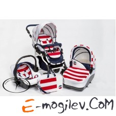 Dada Paradiso Group Super Sailor 3в1 (Red)