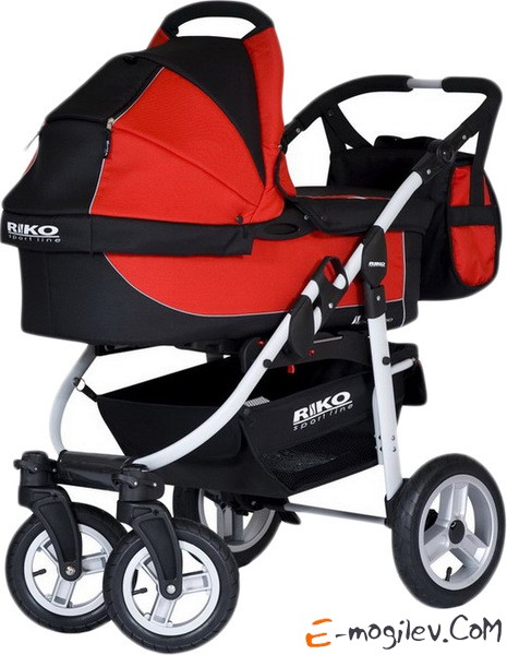 Riko Amigo (Warm Red)