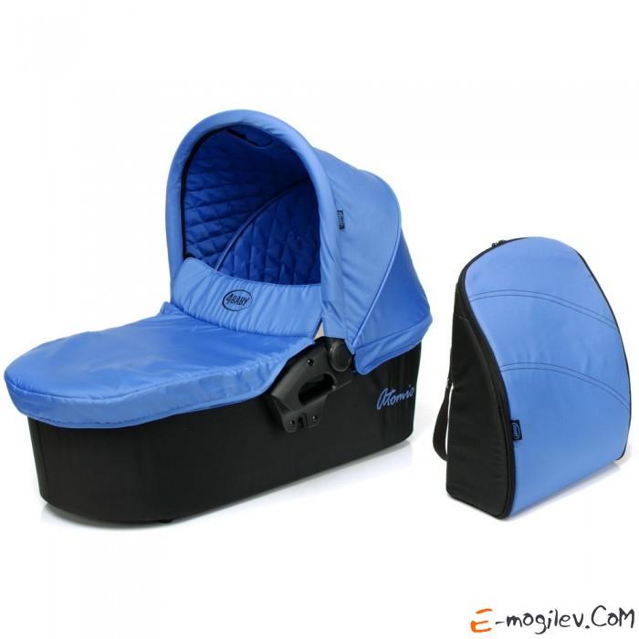 Люлька переносная для коляски 4Baby Atomic (Blue)